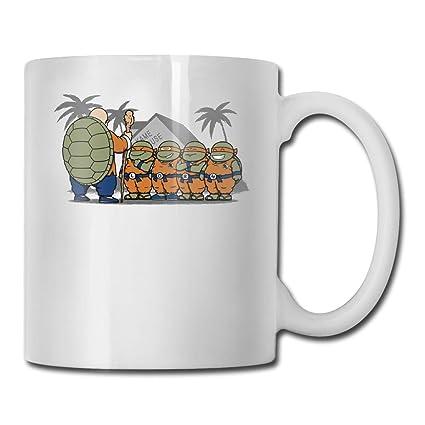 Amazon.com | Ninja Kame Kids TMNT Dragon Ball Z CUPS 11OZ ...