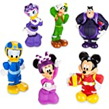 Disney Mickey and the Roadster Racers Squeeze Toy Set