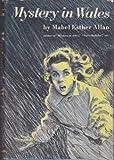 Mystery in Wales, Mabel E. Allan, 0814906648