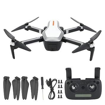 Smart Follow RC Drone, WiFi Quadcopter Plegable con Cámara 4K HD ...