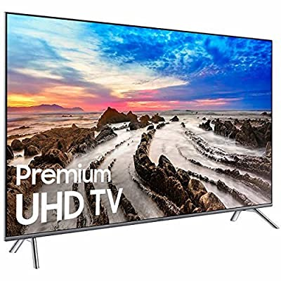 "Samsung 65"" Class UN65MU800D 4K Ultra HD LED LCD TV"
