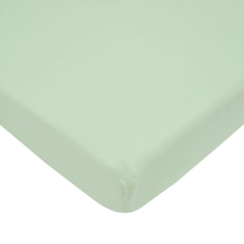 American Baby Company Heavenly Soft Minky Dot Chenille Portable//Mini Crib Bedding Set 3 Piece Gray
