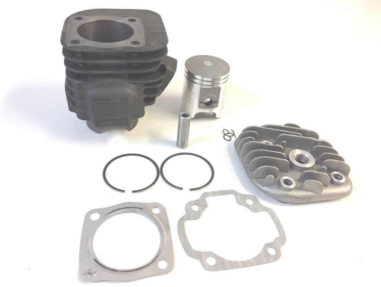 ETON VIPER 90 90R 2 STROKE AXL-90 90CC ATV CYLINDER REBUILD ENGINE TOP END KIT
