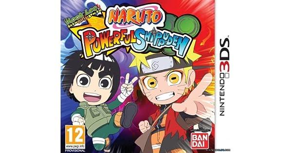 Naruto Powerful Shippuden (3ds): Amazon.es: Videojuegos