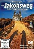 Der Jakobsweg - Sieben Wege nach Santiago