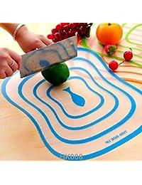 PickUp 4 pcs categorical Chopping Board Flexible thin Antibacteria Cutting mat lowestprice