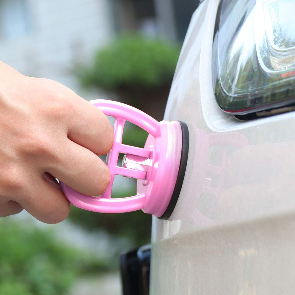 Verde Vvciic 2Small Dent Repair Puller Lifter Ventosa Auto Body Dent Puller Retiro tambi/én para da/ños por Granizo