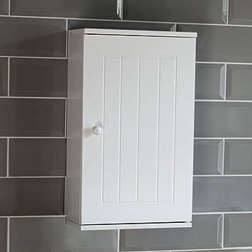 Priano Hängeschrank mit Tür, Bad, Badezimmer, Aufbewahrung von Bath ...