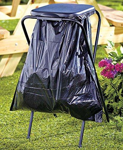 Portable Trash Bag Holders (Single)