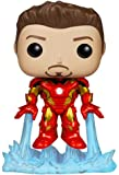 Funko - Pop Collection - Iron Man - Iron Man unmasked - Exclu - 0849803060015
