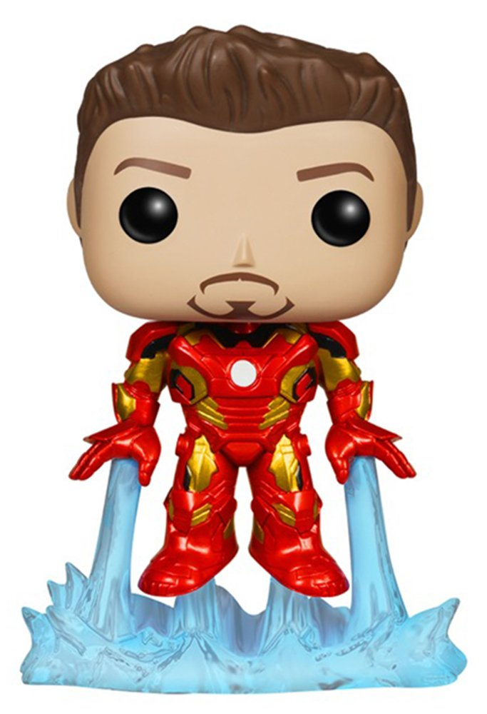 Funko - - - Pop Collection - Iron Man - Iron Man unmasked - Exclu - 0849803060015 b17cb5