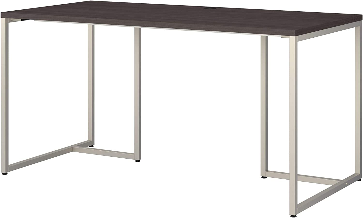 Bush Business Furniture Office by kathy ireland Method Table Desk, 60W, Storm Gray