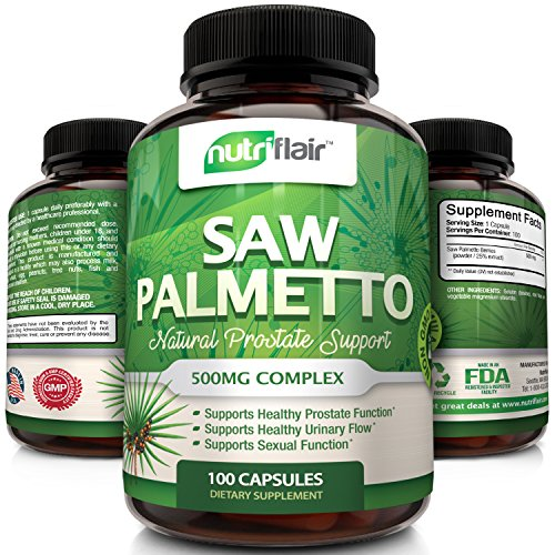 Extra Strength Palmetto Supplement Complex product image