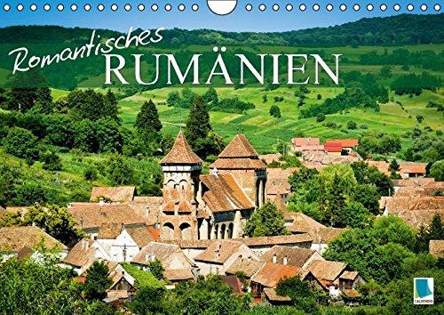 Romantisches Rumänien (Wandkalender 2016 DIN A4 quer): Siebenbürgen und Meer (Monatskalender, 14 Seiten) (Calvendo Orte)
