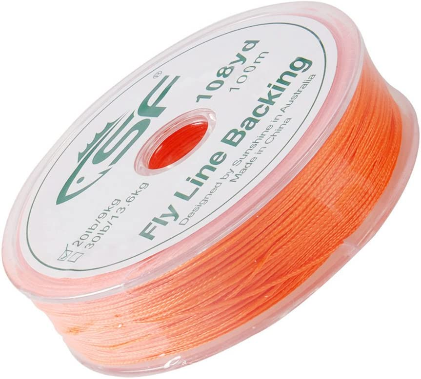 SF Braided Fly Fishing Backing Line Trout Line Backing Line 20 LB 30 LB 100m 108yds 300m 328yds