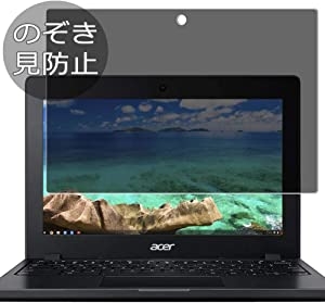 "Synvy Privacy Screen Protector Film for Acer Chromebook R11 11.6"" Anti Spy Protective Protectors [Not Tempered Glass]"