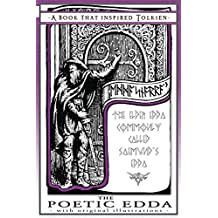 The Poetic Edda - A Book That Inspired Tolkien: With Original Illustrations