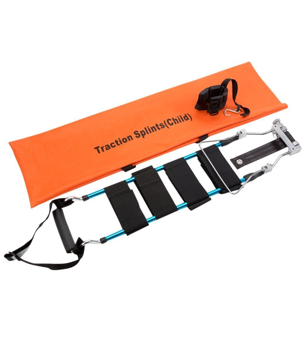 LINE2design Traction Splint Child-Pediatric Carrying Case Adjustable Ankle Straps