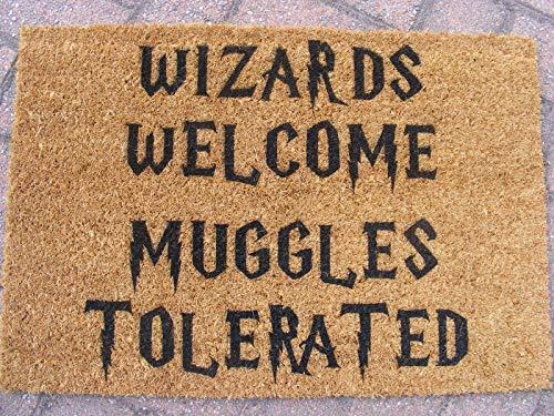Harry potter fußmatte