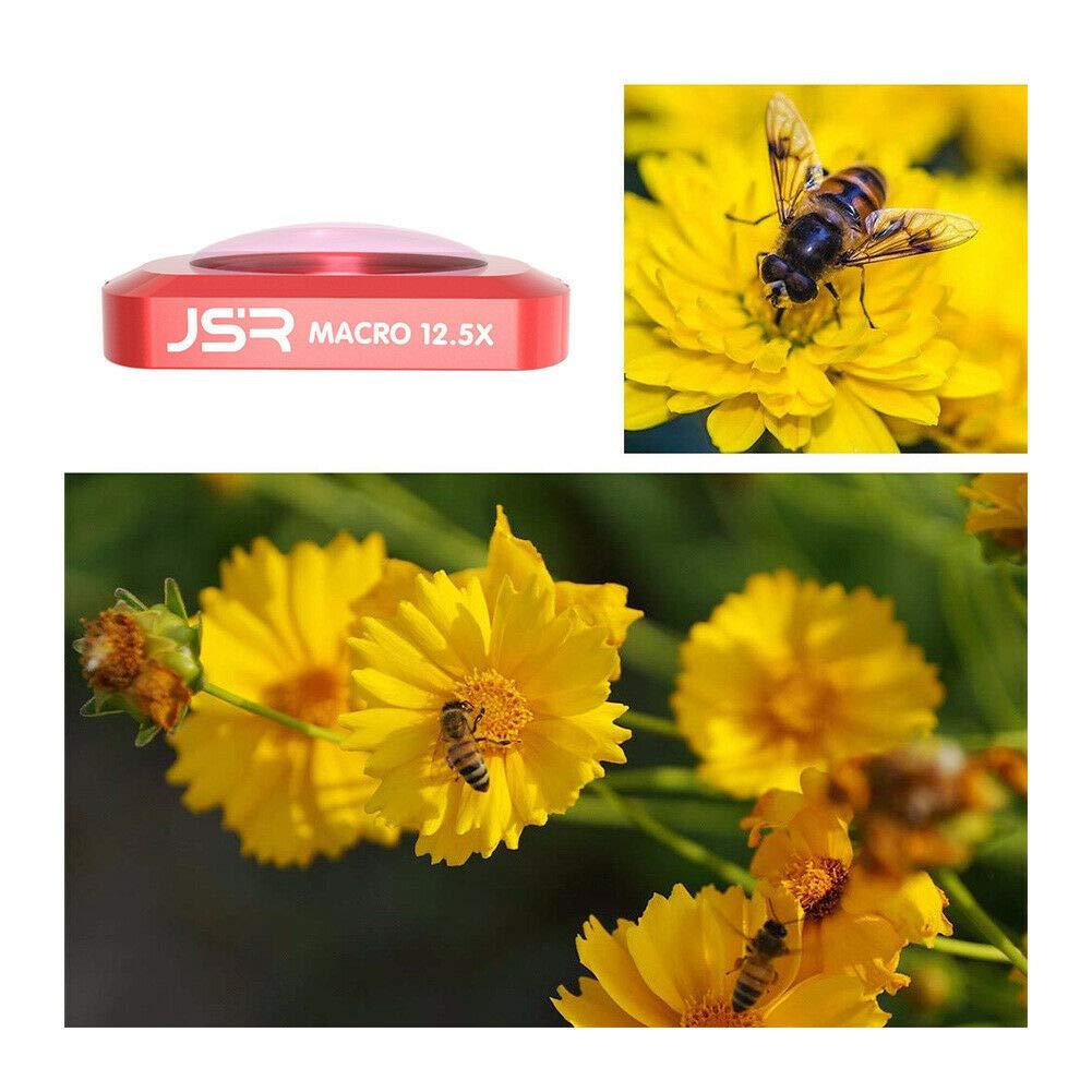 Meijunter 12.5X Macro/Lens Filtrar para dji Osmo Pocket Lupa /Óptico Vaso Aumento Close Up Magn/ético Instalar Lente Filter/Accesorio