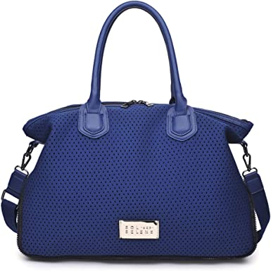 Sol and Selene Dream Big Perforated Neoprene Tote