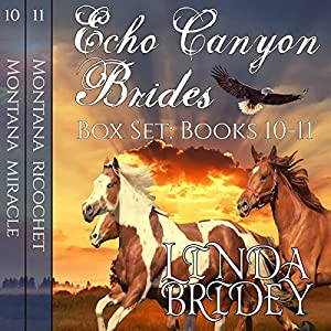 Echo Canyon Brides Box Set Number 4 Audiobook
