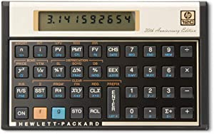 HP 12c Financial Calculator, 30th Anniversary Edition (Limited Edition)