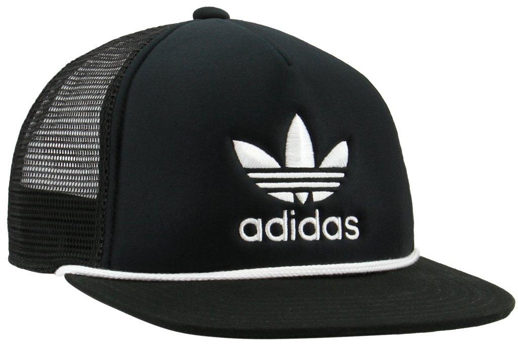 Amazon.com  adidas Men s Originals Trefoil Trucker Cap c9d2f3362293