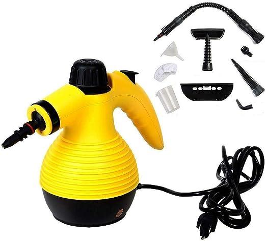 1050W Multi Purpose Portable Steam Cleaner Handheld Steamer Household Car Carpet