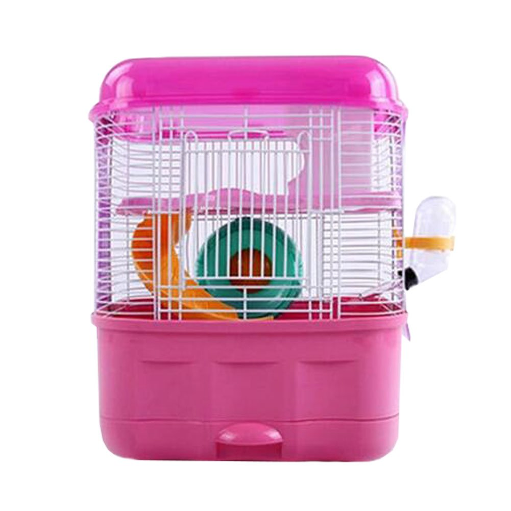 Cute Small Animals Hideout Hut Hamster Mouse Houseactive and colorful Haven,O