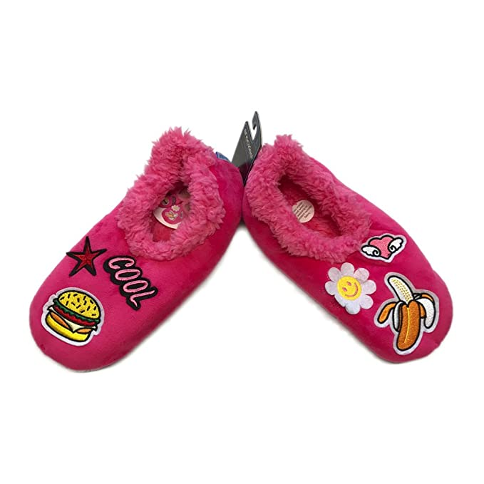67b4652c88b1 Image Unavailable. Image not available for. Color  Snoozies Groovy Patches Foot  Coverings ...