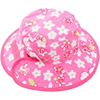 Baby Banz 7658 Banz 50+ UV Koruma Çift Taraflı Güneş Şapkası, Pembe