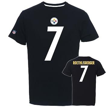9de35ab5067 Majestic NFL Shirt - Pittsburgh Steelers Ben Roethlisberger - 3XL ...