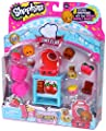 Shopkins Chef Club Hot Waffle Collection from Moose Toys