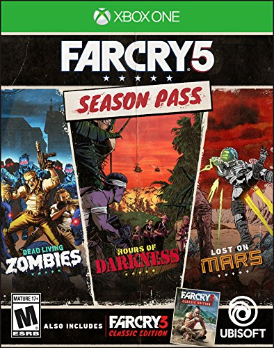 Far Cry 5 Season Pass    Xbox One  Digital Code