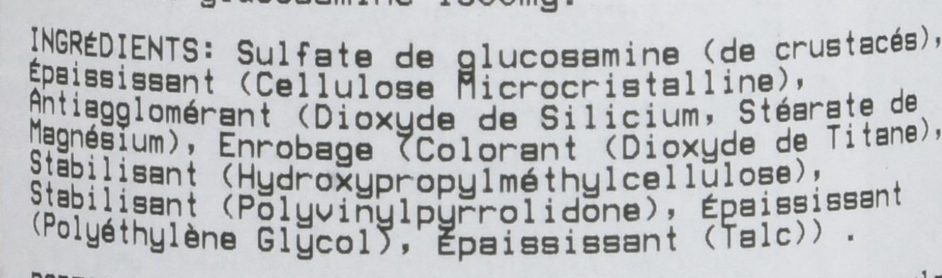 Prozis Sulfato de Glucasamina Puro 60 Tabs. 1500 mg - Suplemento de alta calidad para las articulaciones - ¡60 dosis!: Amazon.es: Salud y cuidado personal