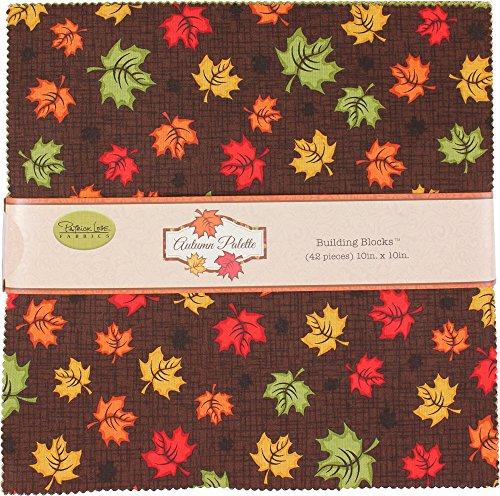 Glory Quilt Block (Seasonal Celebrations Autumn Palette Building Blocks 42 10