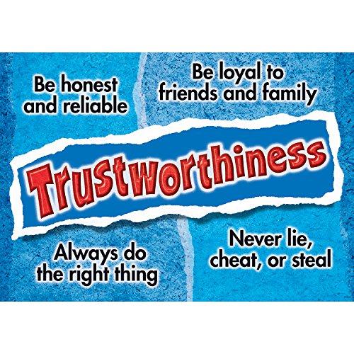 ARGUS Trustworthiness Poster (1 Piece), 13.38