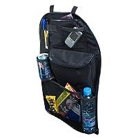 Bigshopkart Back Seat Multi Pocket Organizer (Black)