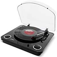 Deals on ION Audio Max LP Conversion Turntable W/Stereo Speakers