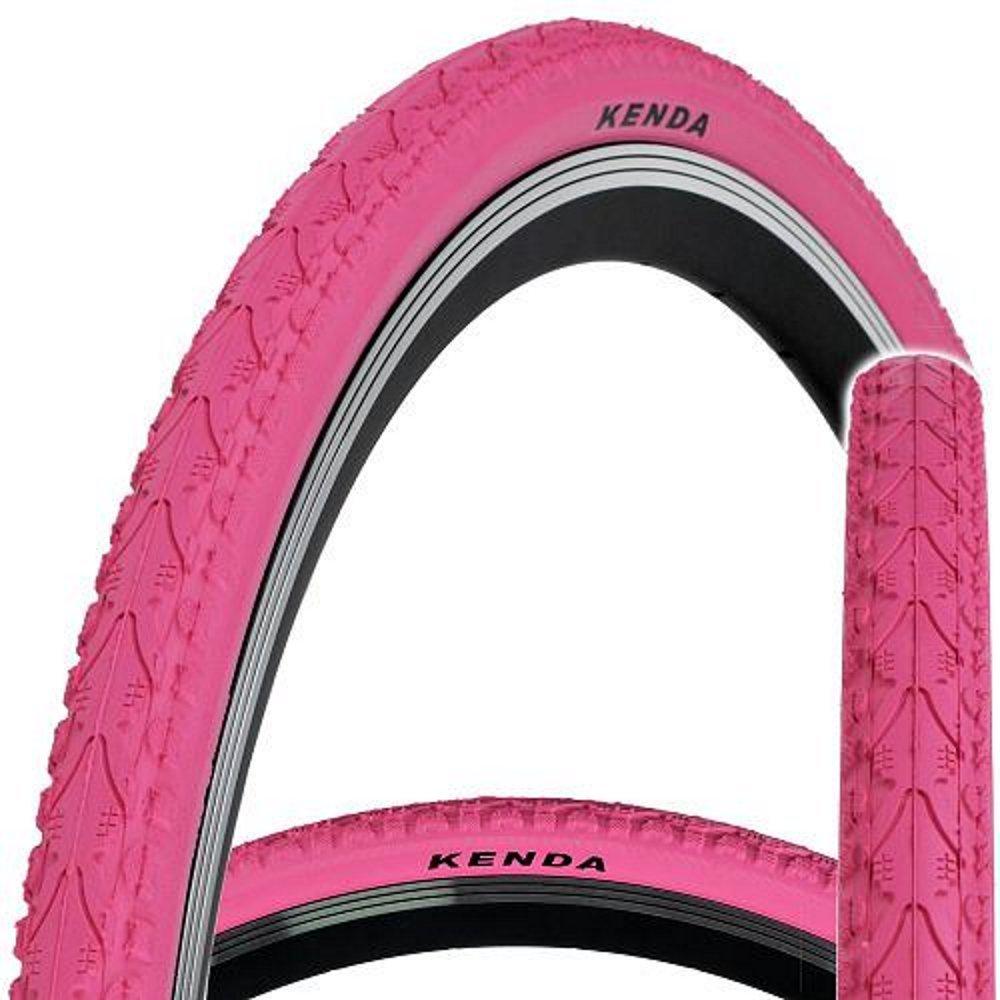 Khan Cubierta para bicicleta,/700/x 38/C velocidad /única fija Kenda KHAN K935 rosa