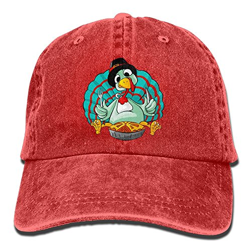 Hainingshihongyu Cartoon Turkey Baseball Caps Adult Sport Cowboy Trucker Hats Adjustable - Malls In Vermont