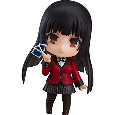 Good Smile Dec178722 Kakegurui - Compulsive Gambler: Yumeko Jabami Nendoroid Action Figure: Toys & Games