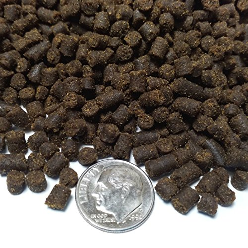 Soft Large Pellet - Aquatic Foods Inc. Rangen 3/16