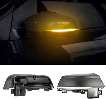 Luces LED direccionales dinámicas para VW Polo MK5 Facelift 6C 14 ...