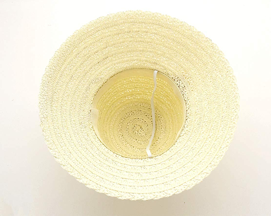 Nat Terry Women Summer Flower Sunhats Wide Brim Female Straw Visor Beach Travel Outdoor Folding Sunhats
