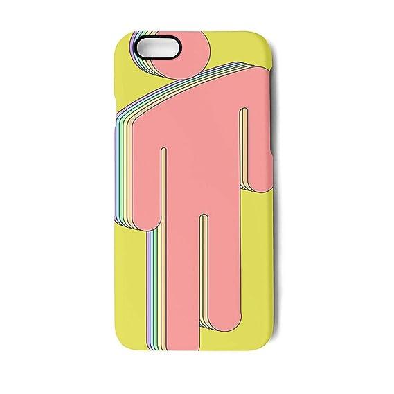 new styles 6658f 51045 Amazon.com: Best iPhone 7/8 Plus Phone case Rainbow-Billie-Eilish ...