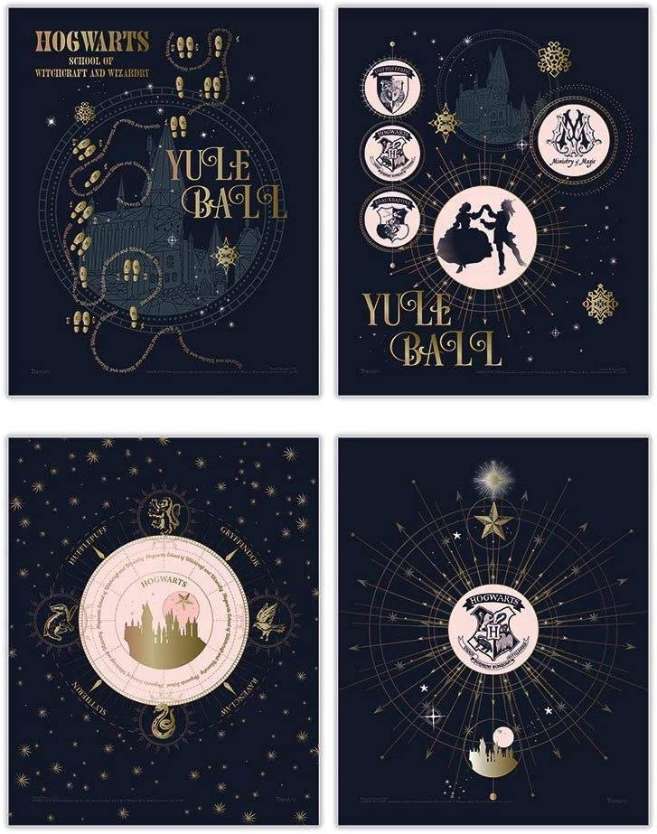 Amazon Com Trendyprint Harry Potter Yule Ball Triwizard Tournament Hogwarts School Of Wizardry Set Of Four 8 X 10 Wall Art Great For Gifting Or Collecting Posters Prints This collection of wonderful louis armstrong quotes will inspire you to become fearless and pursue your passions. trendyprint harry potter yule ball triwizard tournament hogwarts school of wizardry set of four 8 x 10 wall art great for gifting or