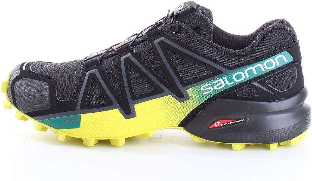 7. Salomon Men's Speedcross 4 Trail Running Shoe
