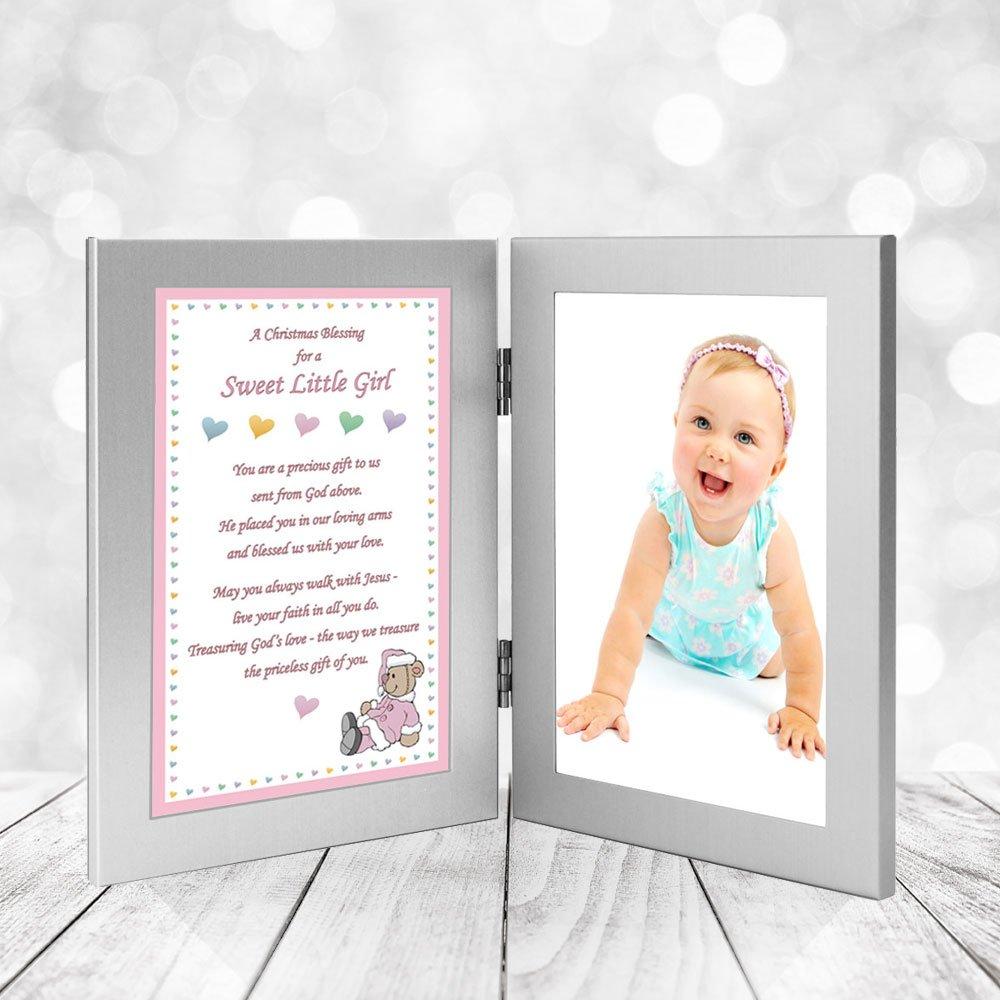Christmas Blessing Poem.Christmas Gift For Baby Girl A Christmas Blessing Poem In
